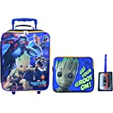 Marvel Boys' Guardians of The Galaxy 3pc Set, Blue, One Size