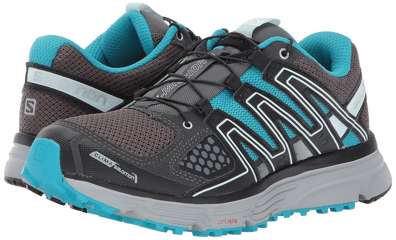 Salomon B01MYQFJ0P Women's X-Mission 3 CS W Trail Running Shoe B01MYQFJ0P Salomon 10 B(M) US|Magnet/Blue Bird/Quarry 6e36b7