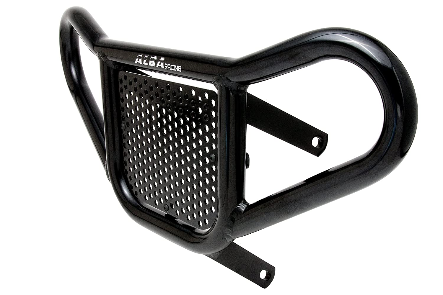 Yamaha YFZ 450 Front Bumper Black- 2004-2009 and 2012-2013 Please Carefully Read Fitment Specifications