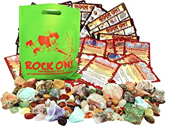 ILaughnLearn Geology Game with Rock Collection