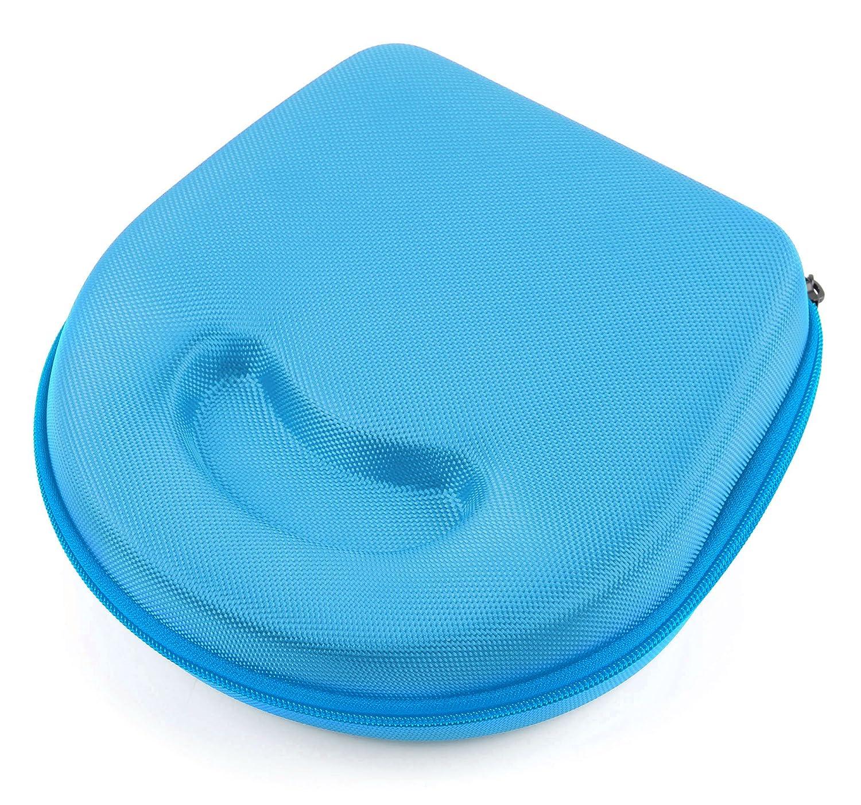 DURAGADGET Estuche/Carcasa para Los Auriculares Sennheiser HD 25-1 | HD 25-1 II Adidas Originals - En Color Azul