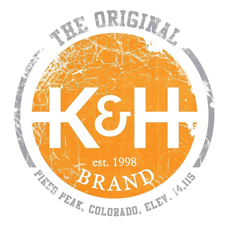 K H Pet Products Vintage Logo Lounger Pet Bed