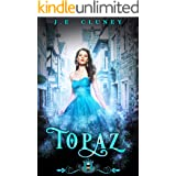 Topaz: A RH Fated Mates Paranormal Romance (Jewels Cafe Book 5)