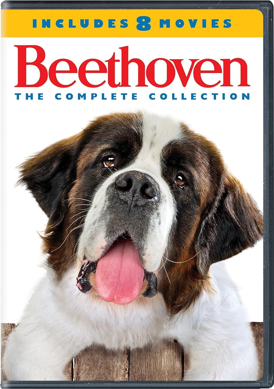 Beethoven: Complete St. Bernard Dog Movie Series ...