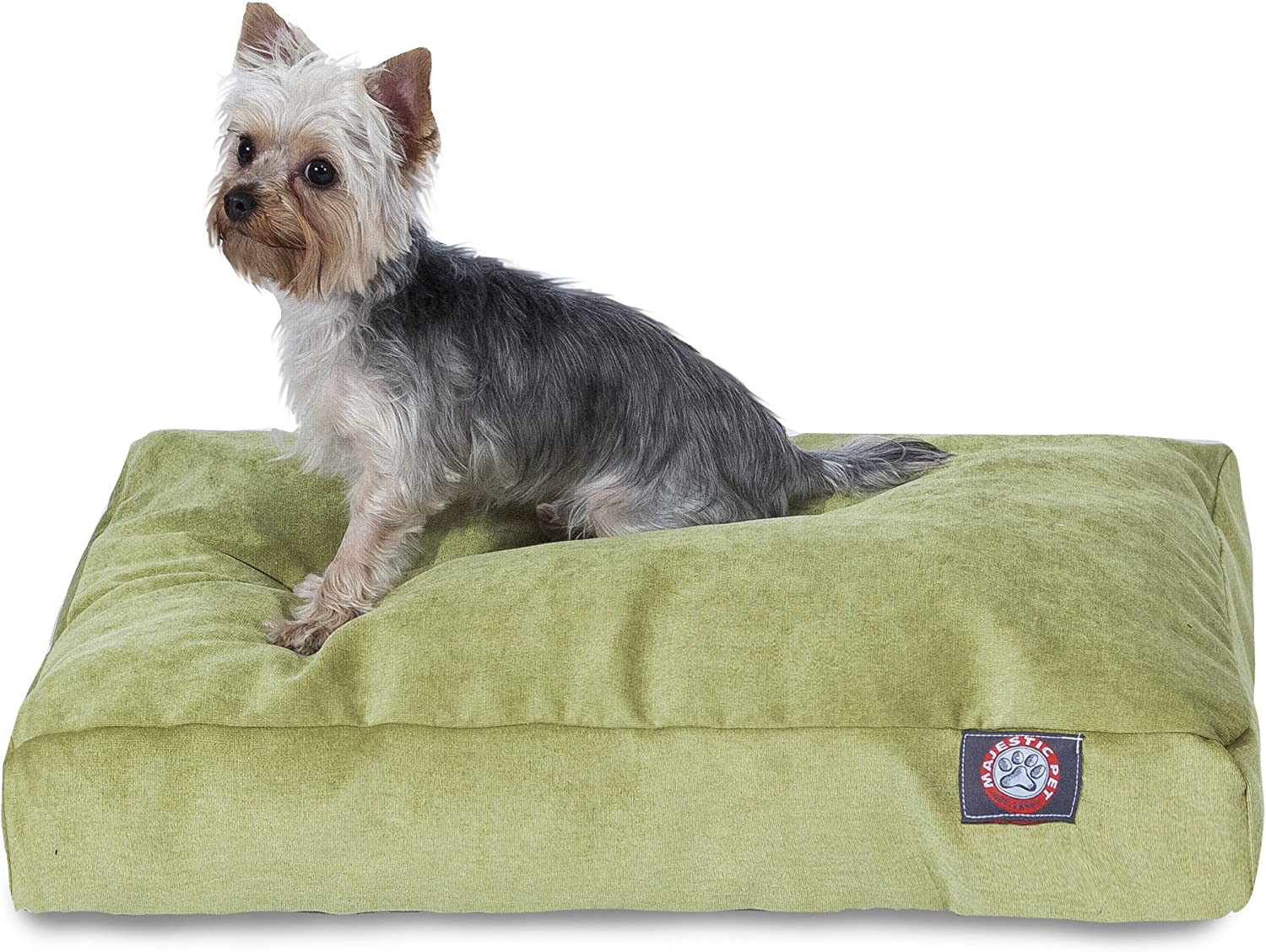 Majestic Villa Collection Small Rectangle Pet Dog Bed