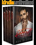 Dissent: A Bad Boy Mafia Romance Box Set