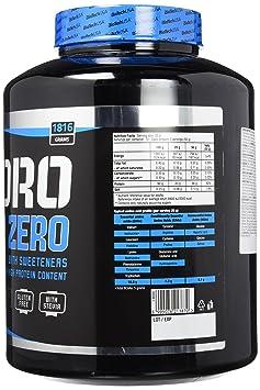 BioTech Hydro Whey Zero Proteínas Sabor Cherry y Banana ...