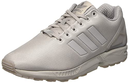 4dd176207 adidas Men's Zx Flux Training Running Shoes Multi Solid Grey, 6.5 UK 40 EU