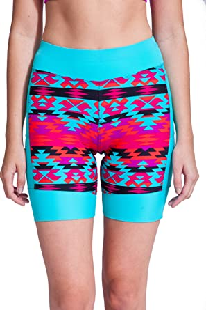 853b2327a MooMotion Womens Terra Padded Multisport Short at Amazon Women's Clothing  store: