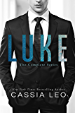 LUKE: The Complete Series: Billionaire Romantic Suspense