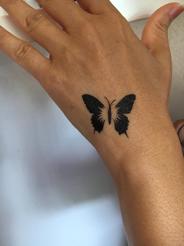 10 Hojas Plantillas de Mehndi Set G tatuaje Stencils autoadhesivo - desechable plantillas tatuajes Beyond 4336893173