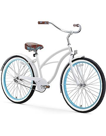 65da86a490e sixthreezero Women s Beach Cruiser Bicycle