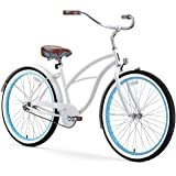 "sixthreezero Women's Beach Cruiser Bicycle, 26"" Wheels/17"" Frame"