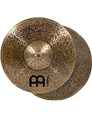 Meinl Cymbals B13DAH Byzance 13-Inch Dark Hi-Hat Cymbal Pair