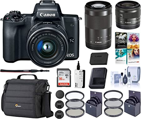 Canon EOS M50 product image 5