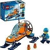 LEGO City Arctic Expedition Mini-Motoslitta Artica, 60190