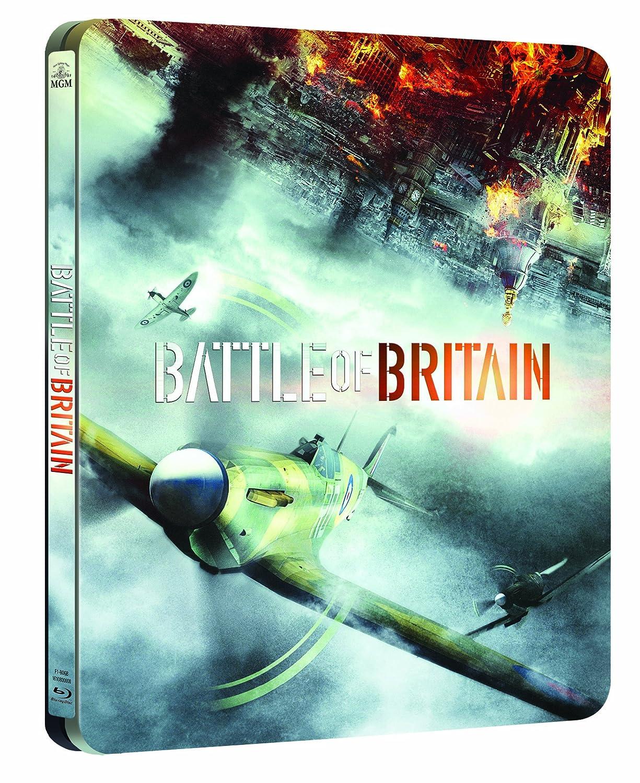 Battle Of Britain Edizione: Regno Unito Italia Blu-ray: Amazon.es: Cine y Series TV