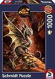 Schmidt Spiele - Non Dragon du Désert, 1000 Pcs, 58309