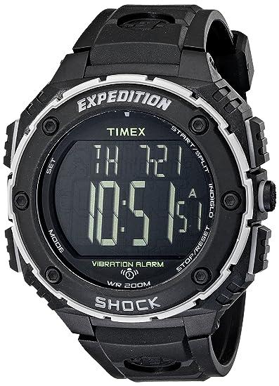 Timex T499509J - Reloj para Hombres, Correa de plástico