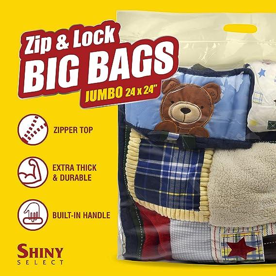 Amazon.com: Bolsas grandes Shiny Select grandes, grandes ...