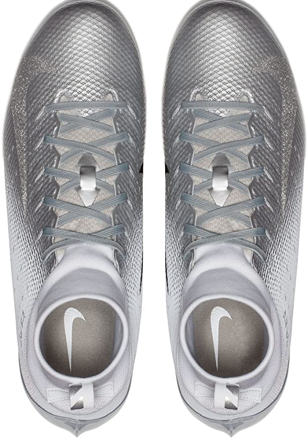 competitive price 1f6fe fa5f2 NIKE Men s Vapor Untouchable 3 Pro Football Cleats - White Grey, 10.5 D(M)  US  Amazon.co.uk  Sports   Outdoors