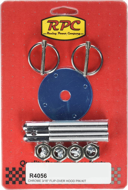 Racing Power R4056 Hood Pin Kit