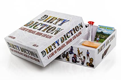 Amazon.com: Dirty Diction- A New Hilarious Game Of Phrases, Idioms ...