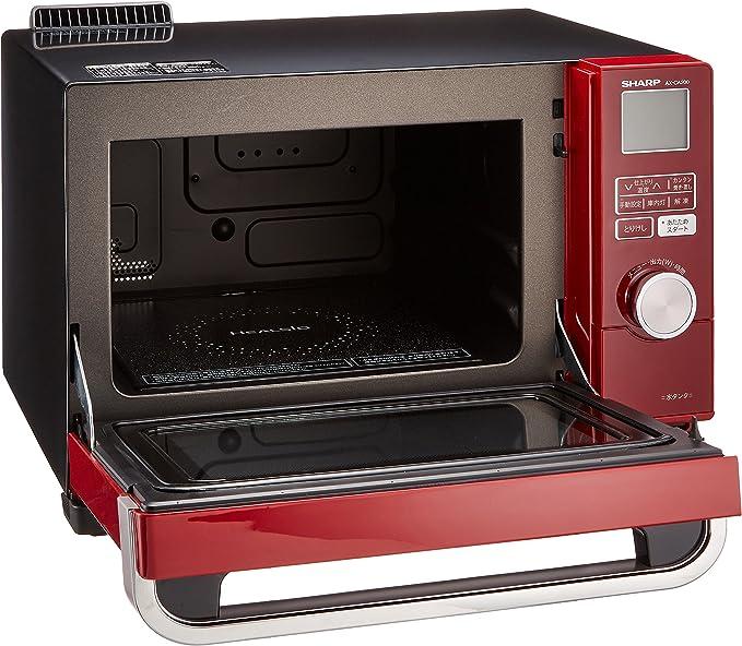 Amazon.com: Sharp Horno de agua herushio (healsio) 18L Rojo ...