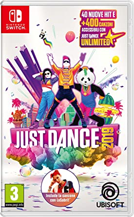 Just Dance 2019 - Nintendo Switch [Importación italiana]: Amazon ...