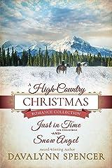 A High-Country Christmas: Romance Collection - Inspirational historical Christmas romance (Series: High-Country Christmas) Kindle Edition