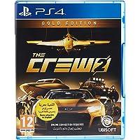 PS4 THE CREW 2 (R2) PEGI ARB GOLD ED (PS4)