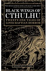 Black Wings of Cthulhu (Volume One): Tales of Lovecraftian Horror Kindle Edition