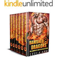 Banished Dragons: The Complete Shifter Collection