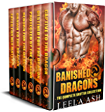 Banished Dragons: The Complete Shifter Collection (English Edition)
