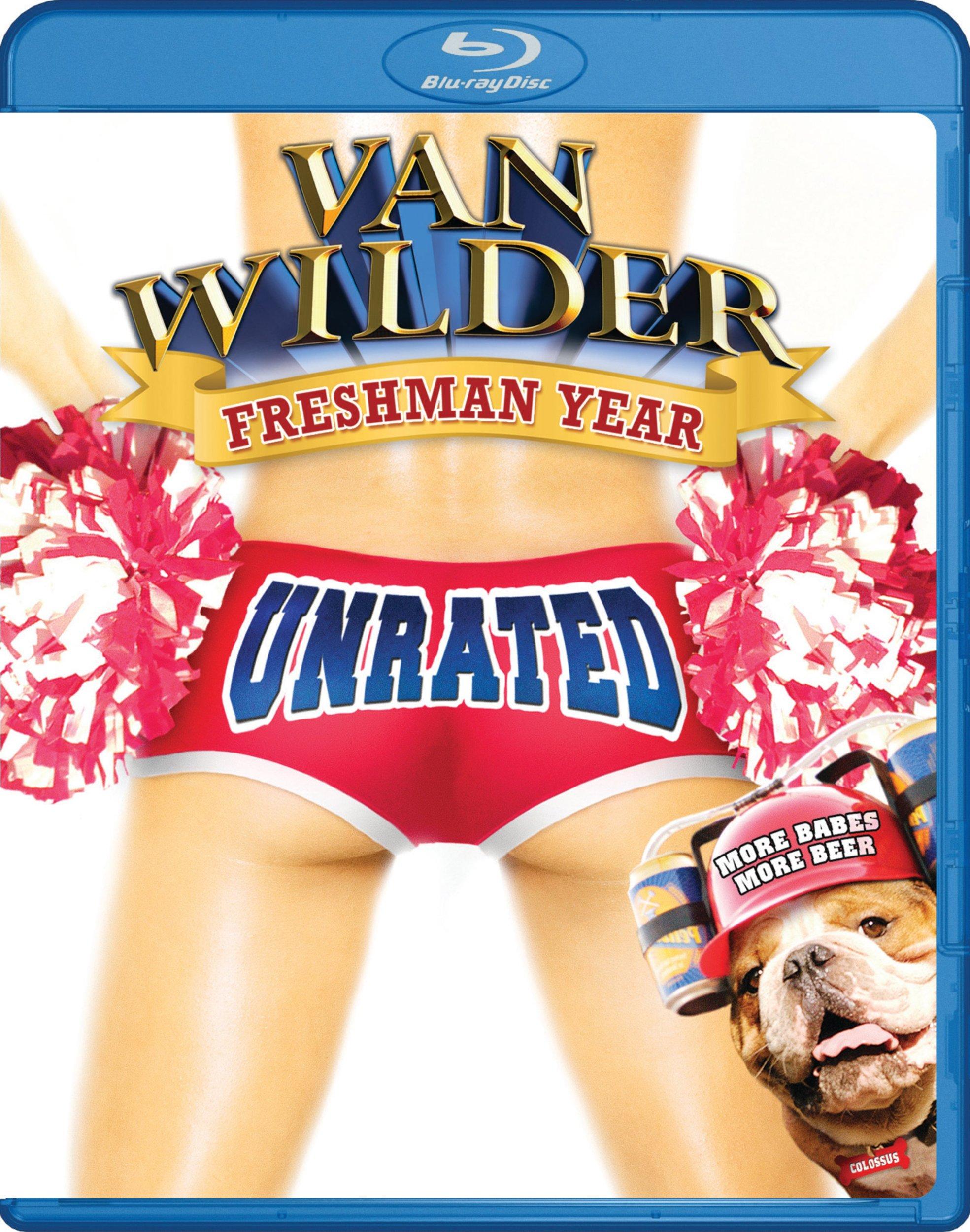 Blu-ray : Van Wilder: Freshman Year (Widescreen, Subtitled, Dolby, AC-3, True-Hd)