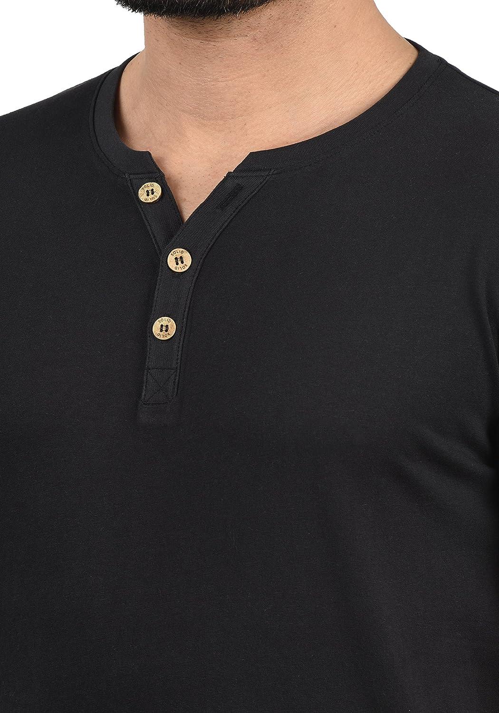 c08d7ace11ea !Solid Volko T-Shirt À Manches Longues Homme Tunisien