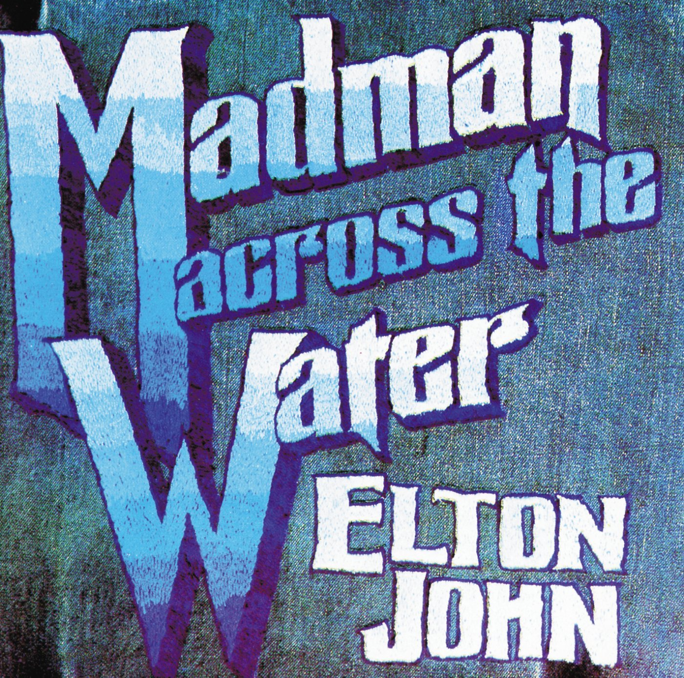SACD : Elton John - Madman Across the Water (Hybrid) (Hybrid SACD, Multichannel/Stereo SACD)