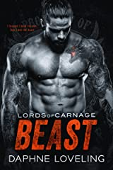 BEAST: Lords of Carnage MC Book 6 Kindle Edition