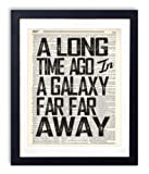 Amazon Price History for:A Long Time Ago Quote Typography Vintage Dictionary Art Print 8x10