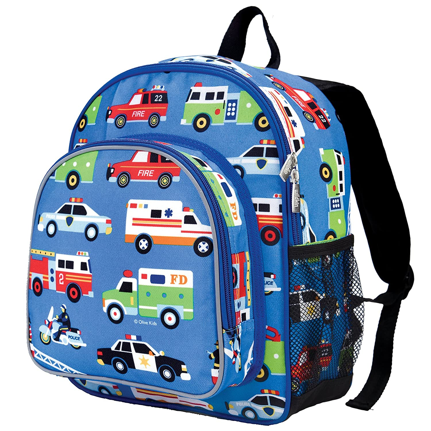 Amazon.com: Olive Kids Heroes Pack 'n Snack Backpack: Lunch Boxes ...