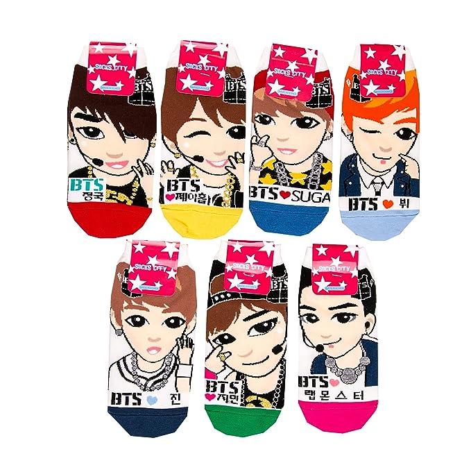 k-pop fashion merchandise