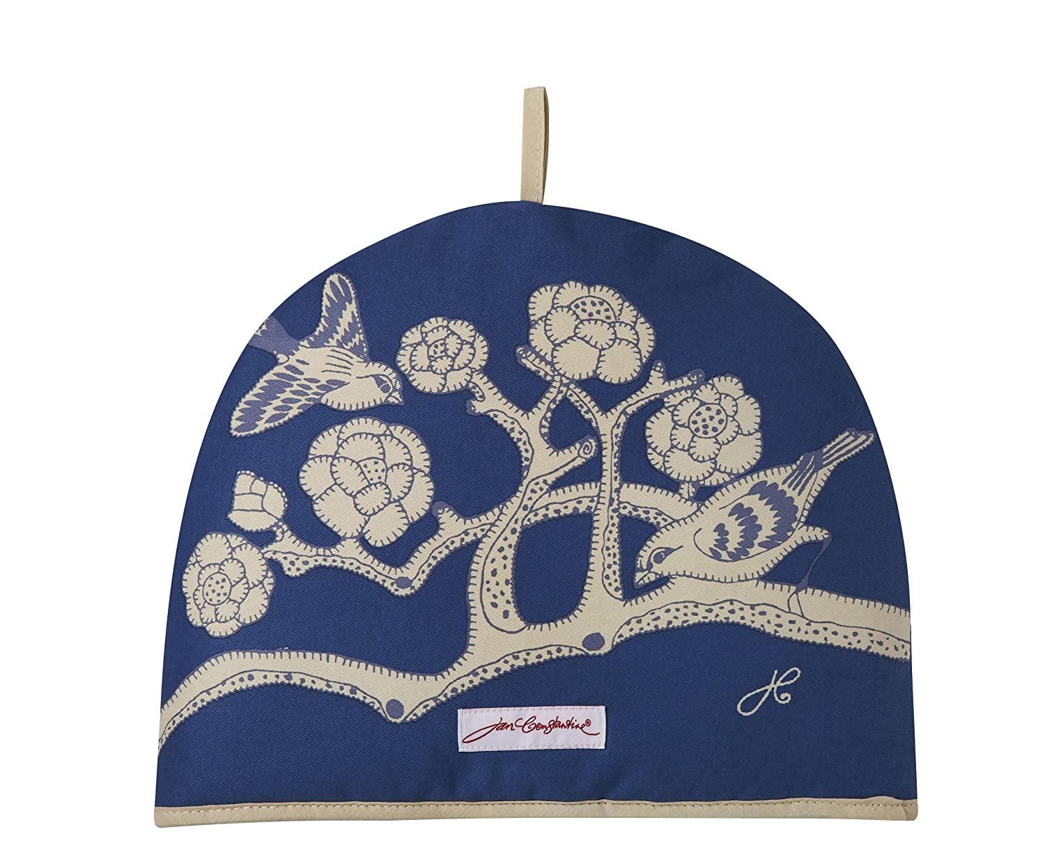 JC China Blue Tea cosy Ulster Weavers 7CNAB04