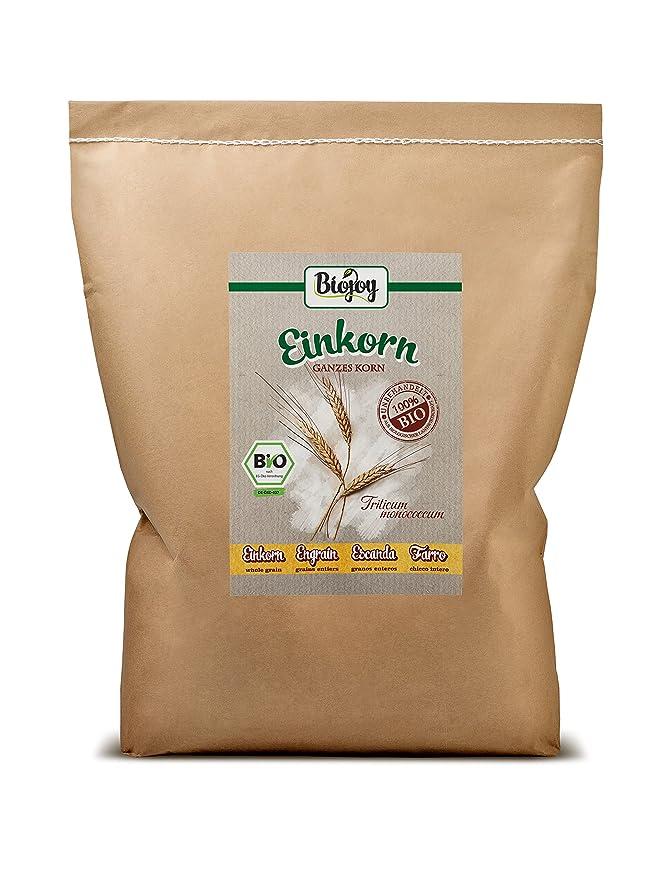 2 opinioni per Farro Monococcum chicco intero biologiche   Einkorn grano intero di qualità bio