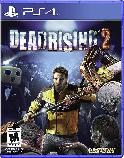 Dead Rising 2 - PlayStation 4 Standard Edition
