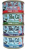Tiki Cat Aloha Friends Grain Free Wet Cat Food Variety Pack - 4 Flavors (3 Ounces Each)