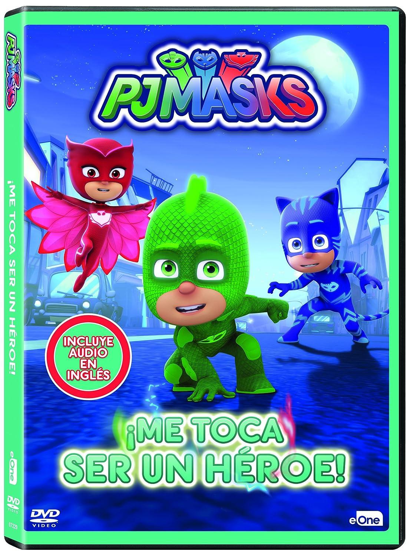 Pj Masks - ¡Me Toca Ser Un Héroe! Temporada 1 Ep. 1 - 6 DVD: Amazon.es: Animación, Christian De Vita, Merle-Anne Ridley, Wilson Dos Santos: Cine y Series TV