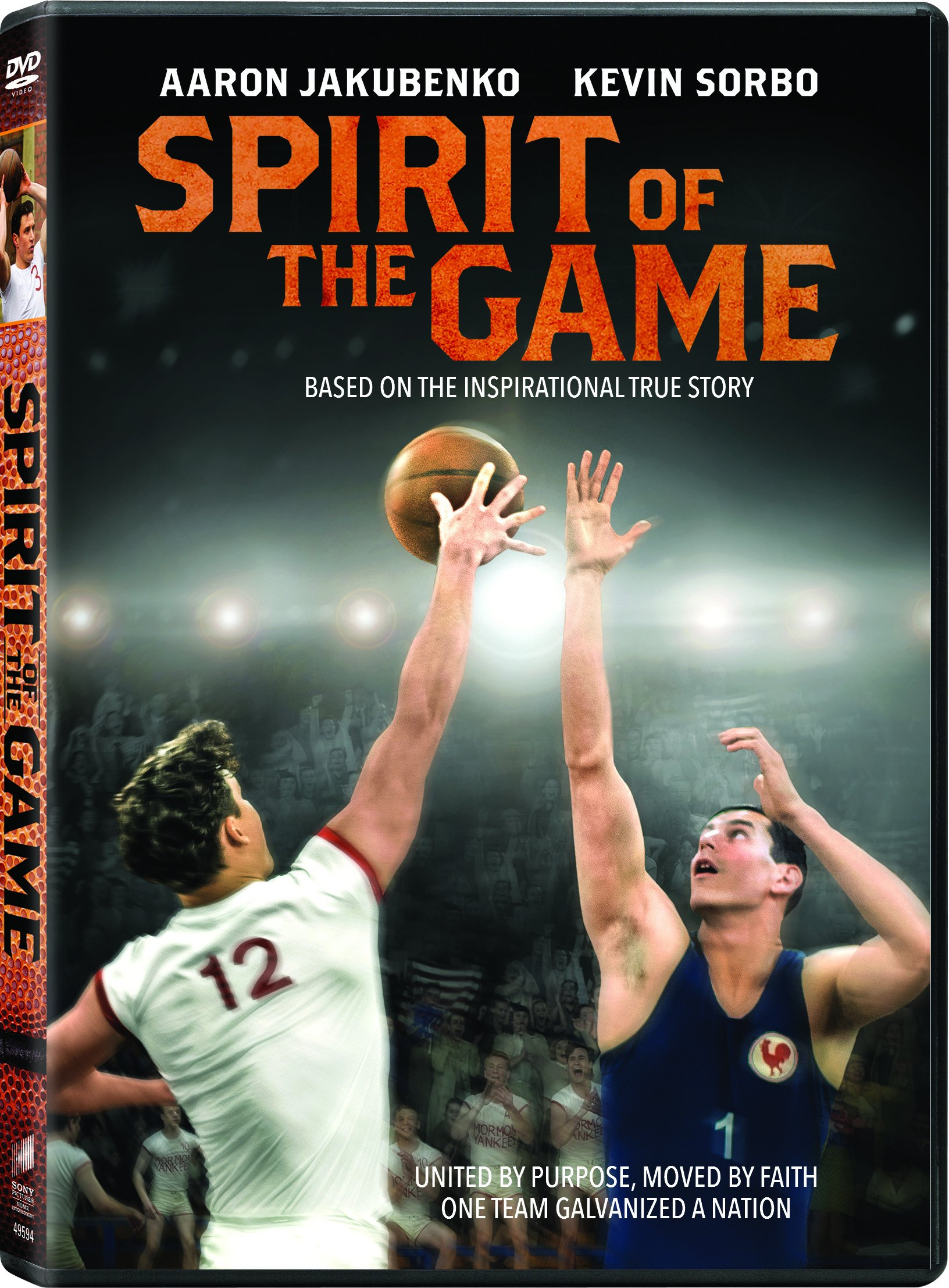 DVD : Spirit Of The Game (Widescreen, Dolby, AC-3, )