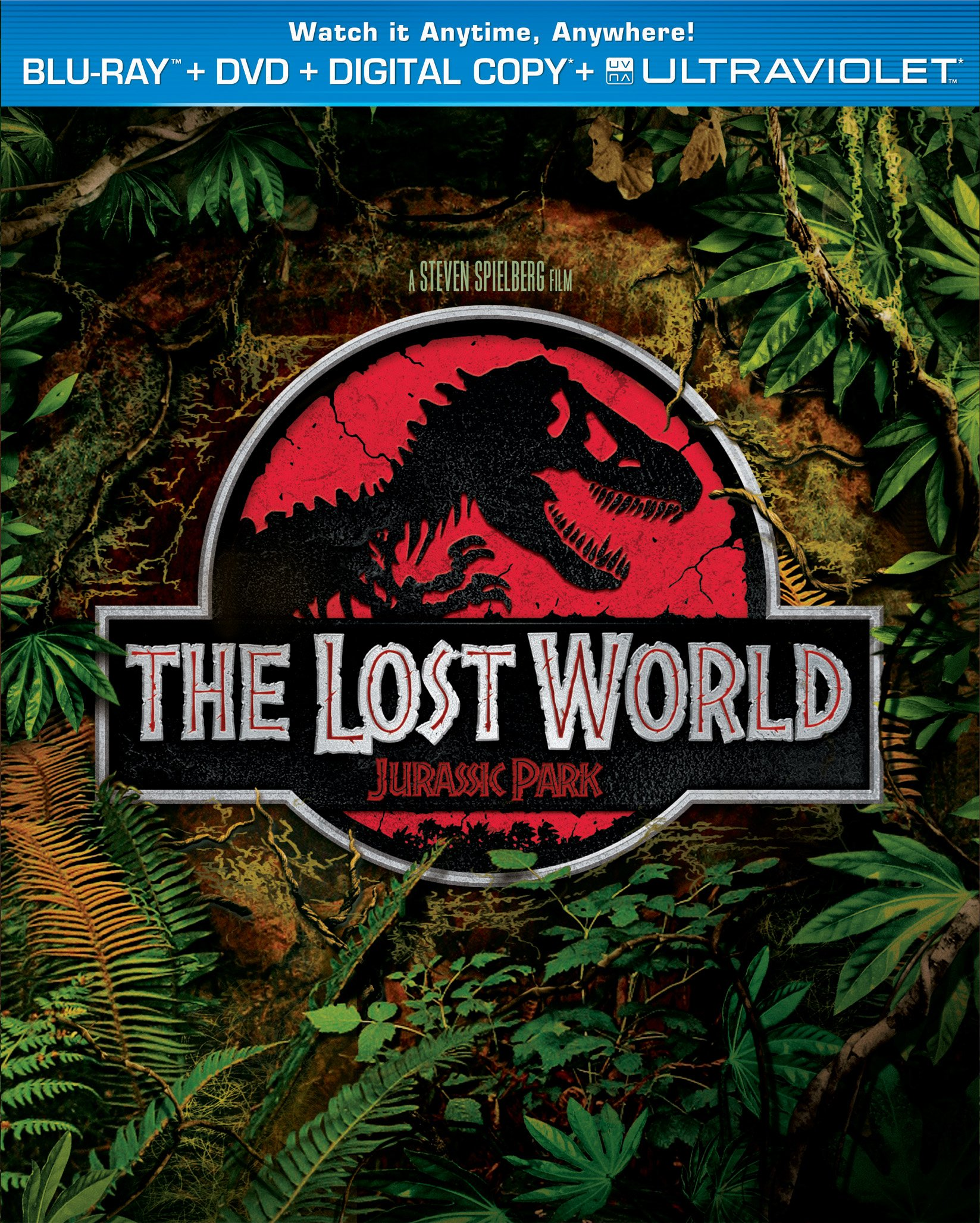 Blu-ray : The Lost World: Jurassic Park (With DVD, Ultraviolet Digital Copy, Widescreen, Snap Case, Slipsleeve Packaging)