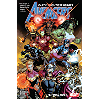 Avengers by Jason Aaron Vol. 1: The Final Host (Avengers (2018-)) (English Edition)