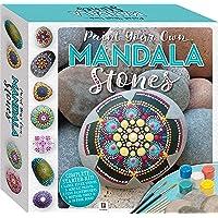 Paint Your Own Mandala Stones Box Set